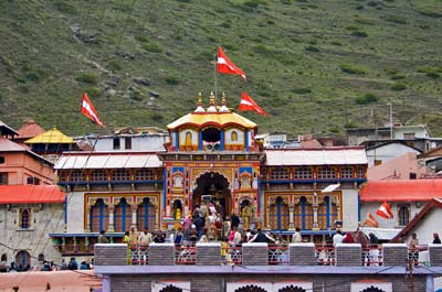 Mythological History & Background of Badrinath ji Temple